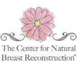 The Center For Natural Breast Logo