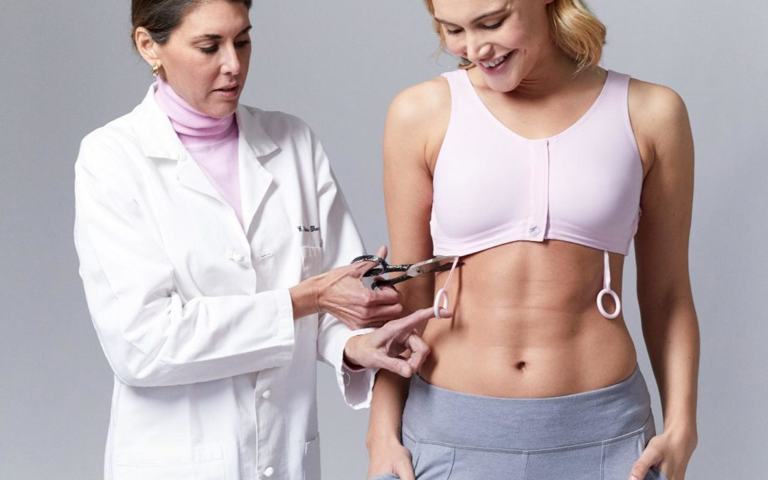 Choosing the right bra after surgery can ease problems