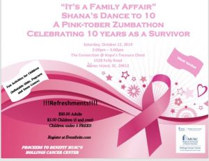 Survivor EMPOWERED – Meet Local Breast Cancer Advocate Shana Brown