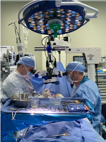 Innovative Procedures Allow Identical Twin to Donate to Her Sister's Breast Reconstruction